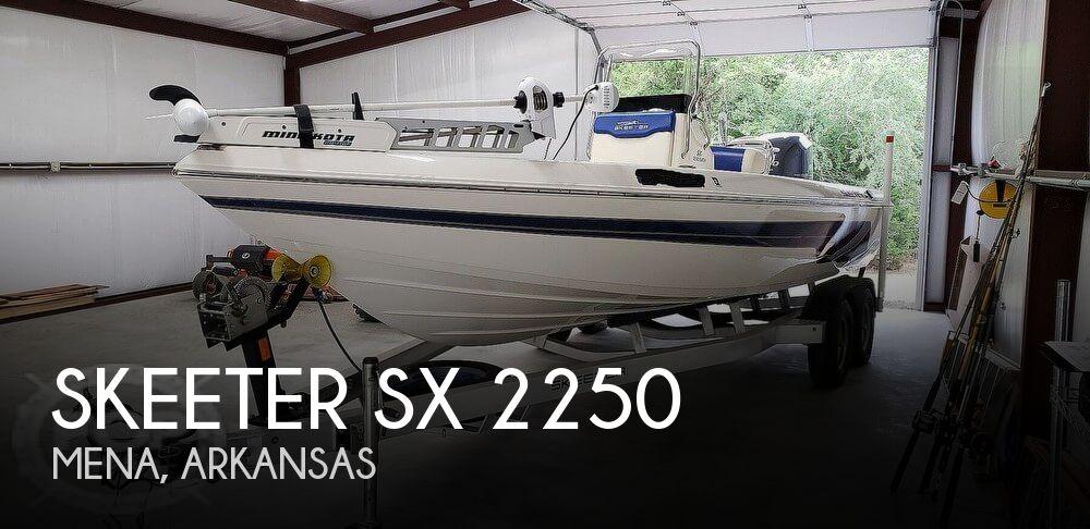 2013 Skeeter SX 2250