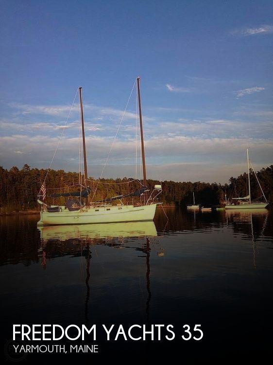 1985 Freedom Yachts 35