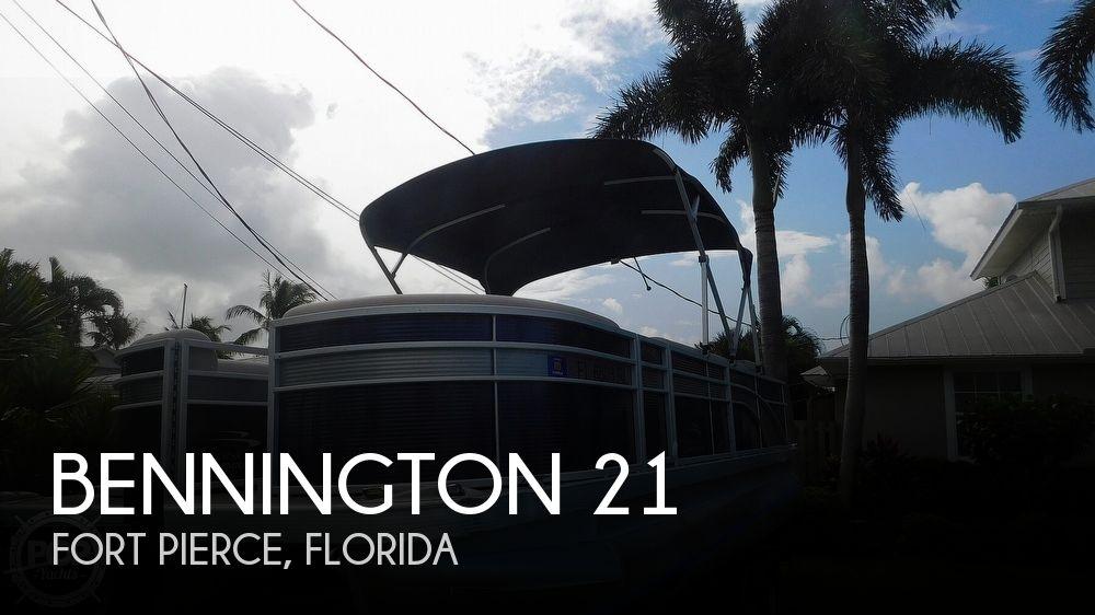 2019 Bennington SX 21 Saltwater