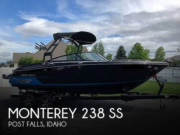 2018 Monterey 238 SS