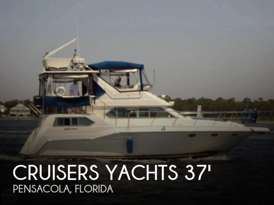 1994 Cruisers Yachts 3850 Aft Cabin