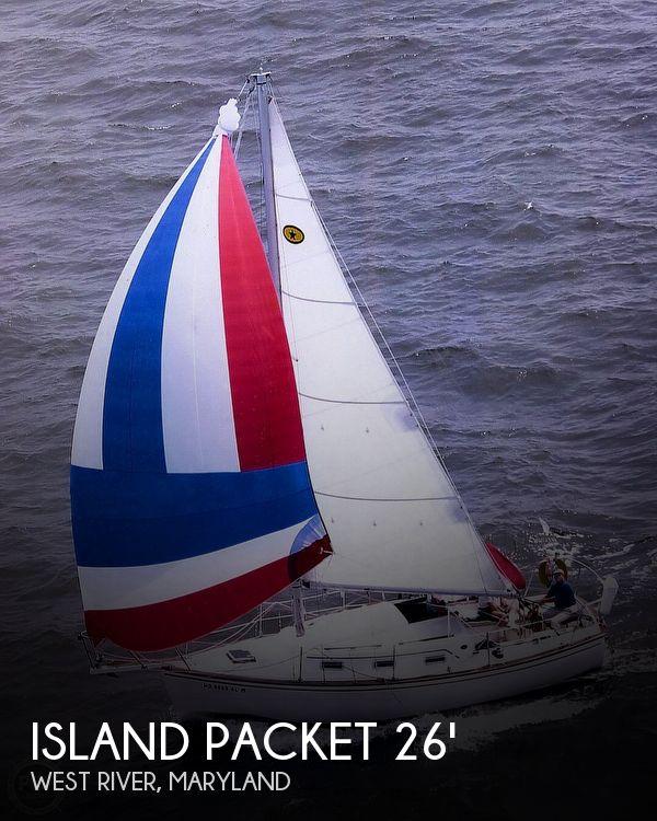 1983 Island Packet Mark II