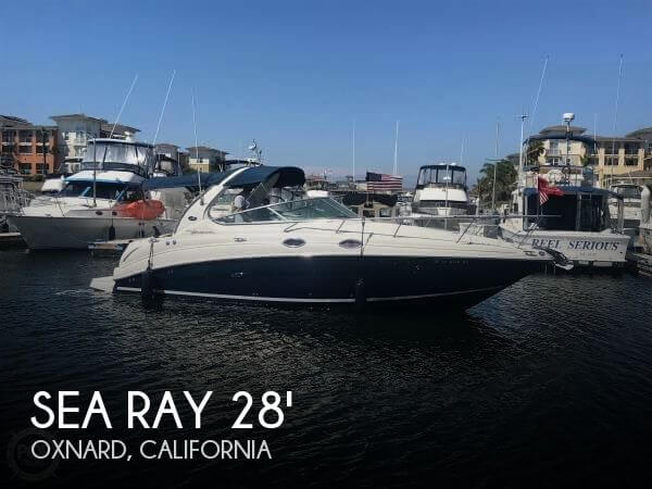 2008 Sea Ray Sundancer 280