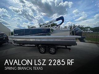 2018 Avalon LSZ 2285 RF
