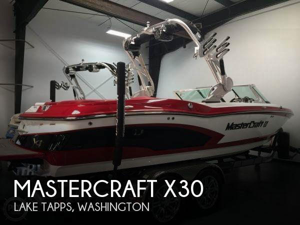 2014 Mastercraft X30