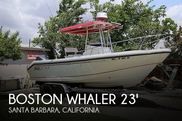 Boston Whaler boats for sale in California