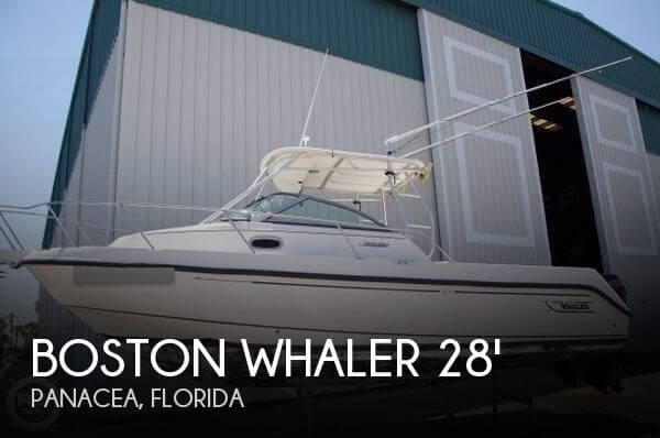 2003 Boston Whaler 275 Conquest