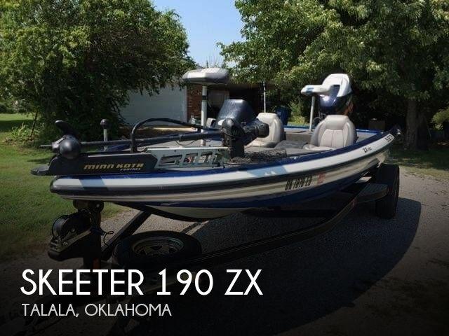 2012 Skeeter 190 ZX
