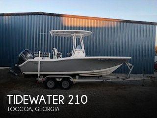 2016 Tidewater 210