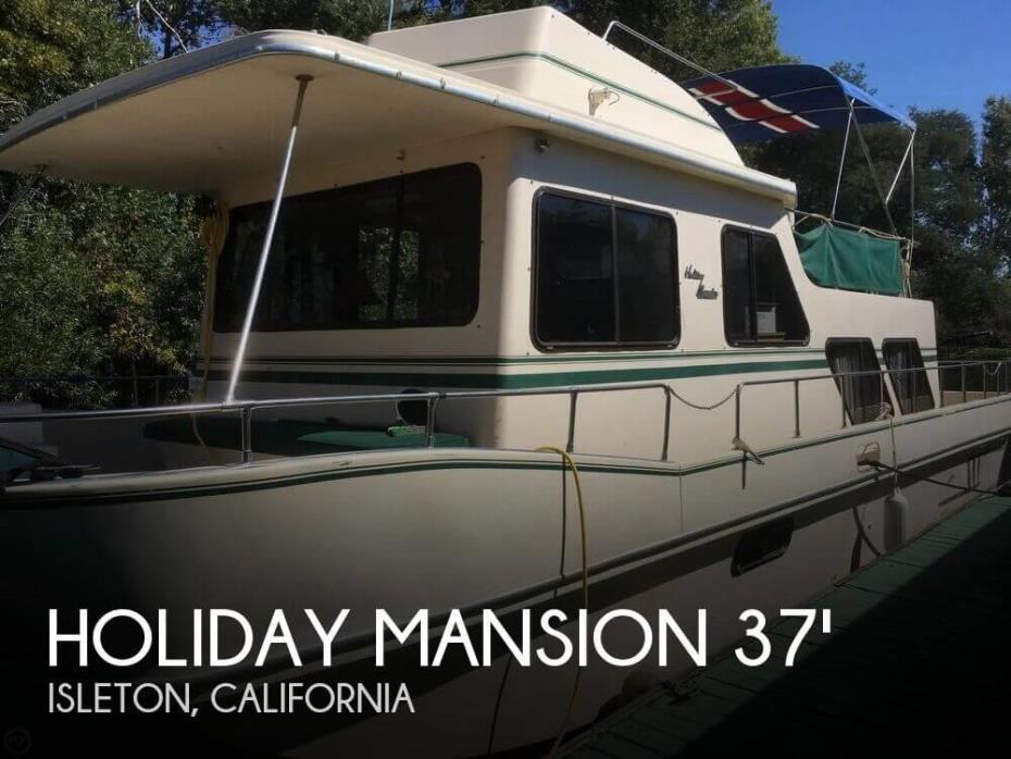 1988 Holiday Mansion Barracuda