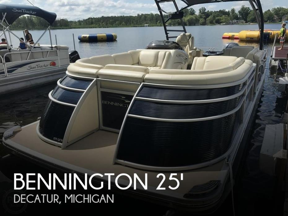 2013 Bennington 2575 QCWT