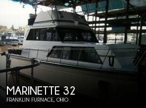1987 Marinette 32