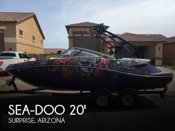 2011 Sea-Doo Challenger 210