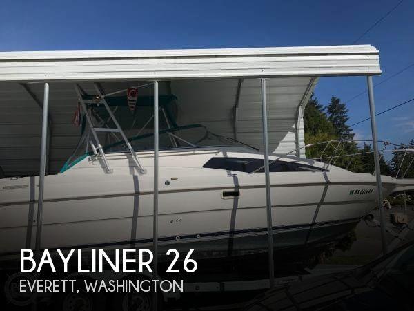 1997 Bayliner 2655 Ciera