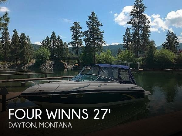 2007 Four Winns 255 Sundowner