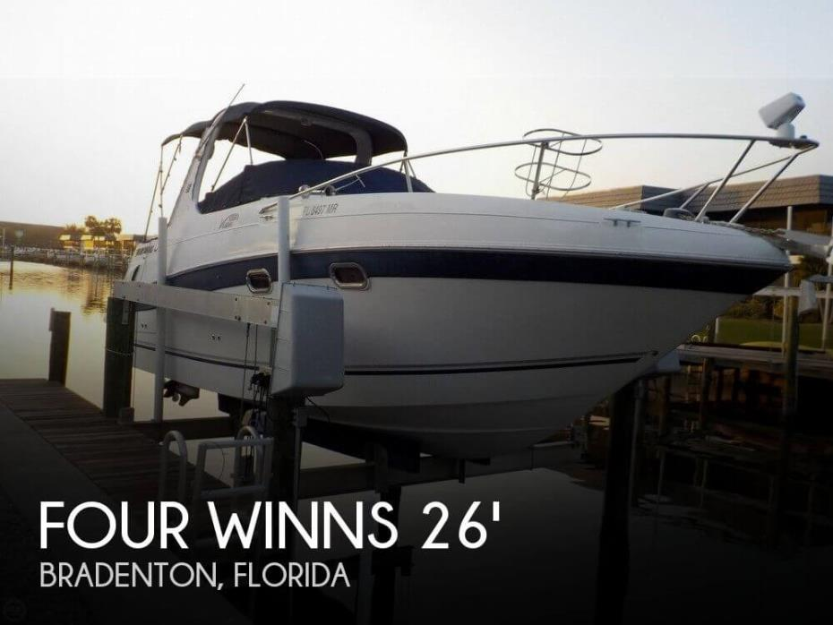 2004 Four Winns Vista 268