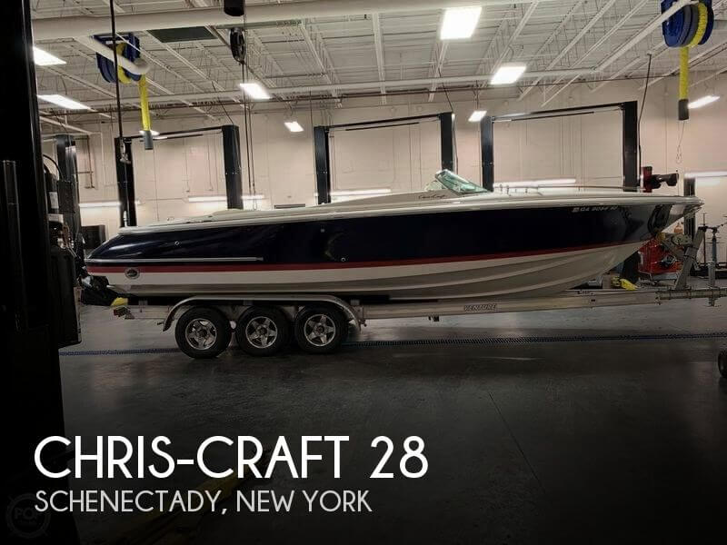 2008 Chris-Craft 28 Corsair