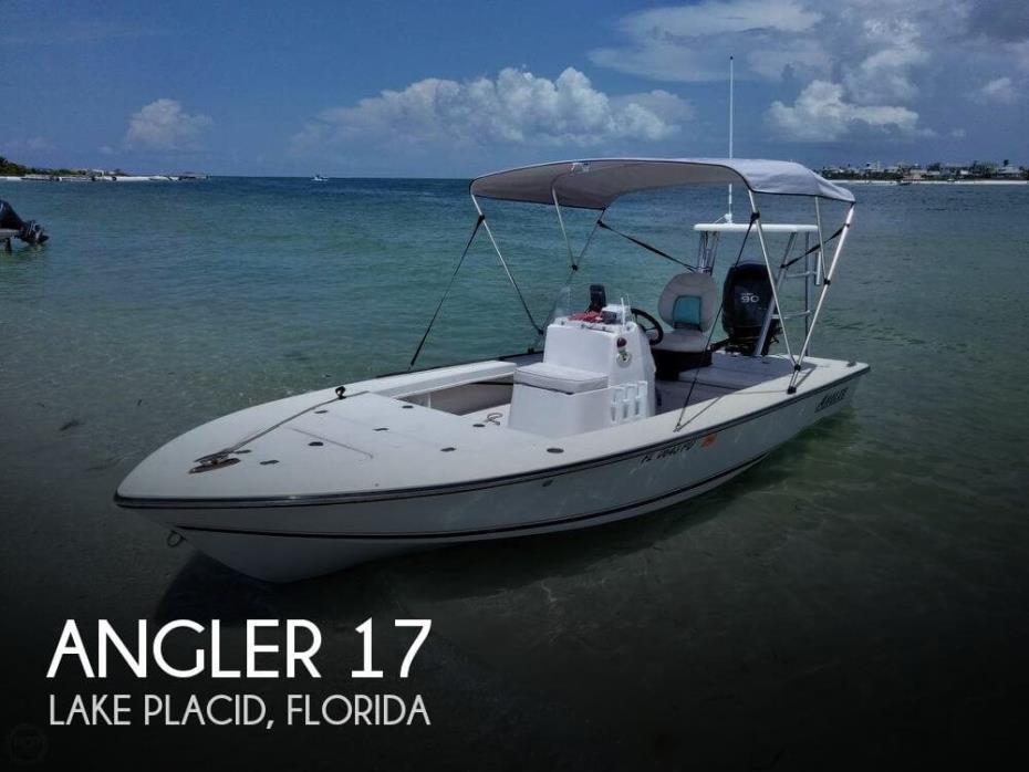 2013 Angler Tarpon King 17