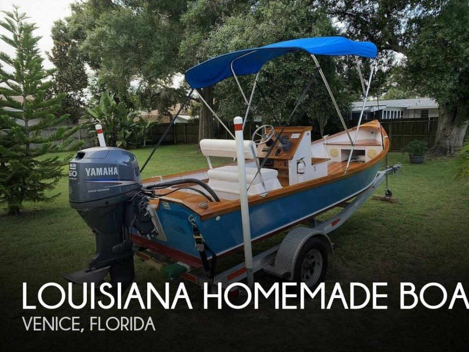 Homemade Boat And Trailer Boats for sale