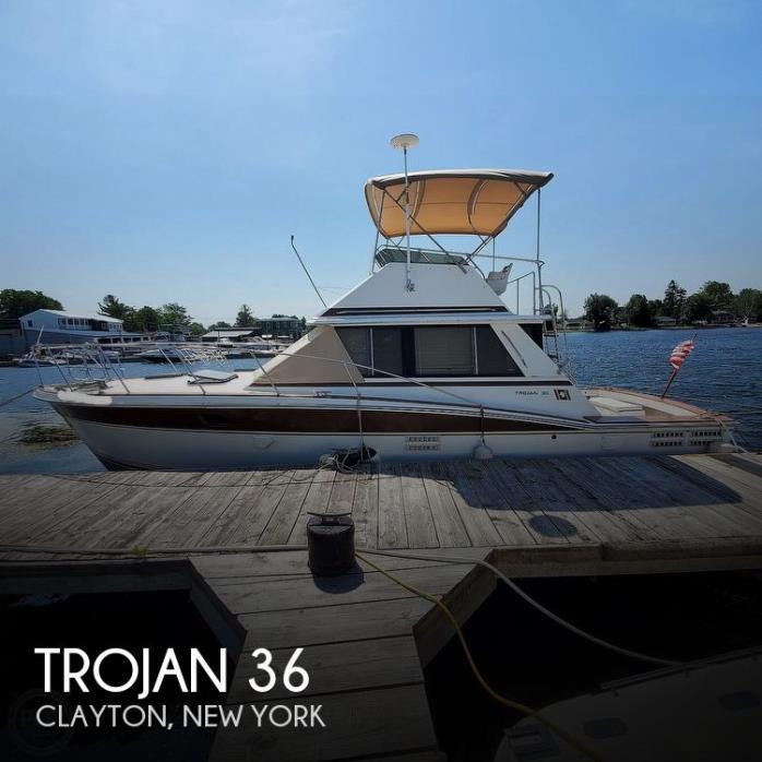 1979 Trojan 36