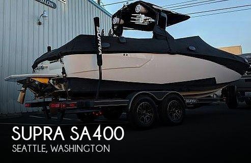 2017 Supra Sa400
