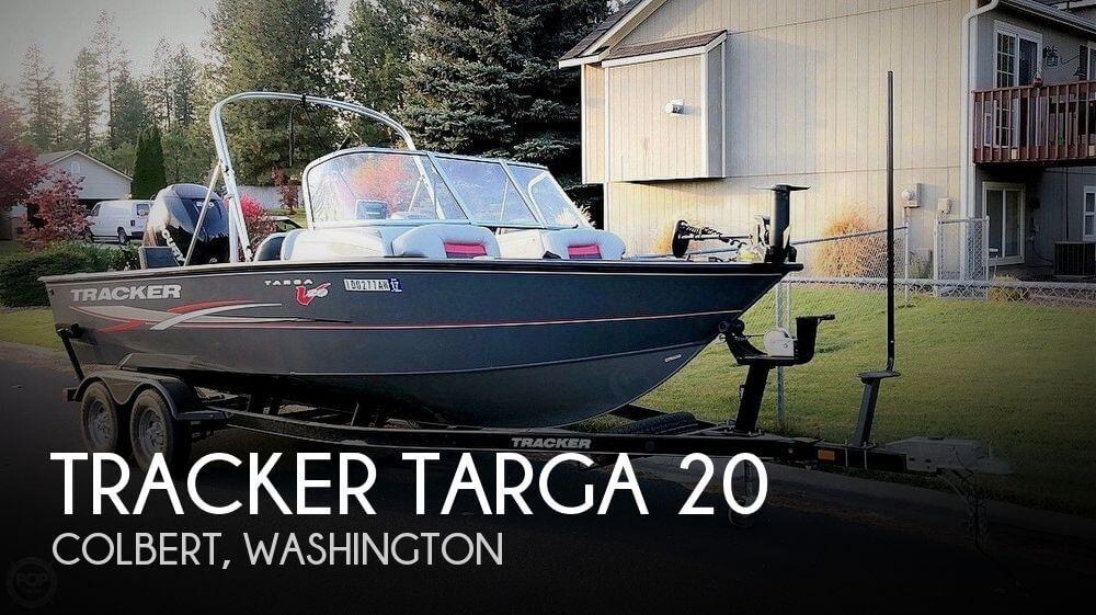 2016 Tracker Targa 20