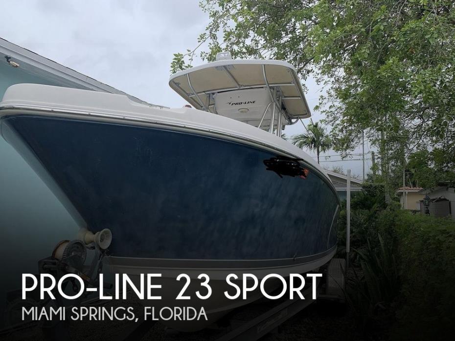 2008 Pro-Line 23 Sport