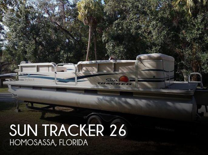 2011 Sun Tracker 26