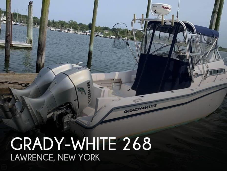 2000 Grady-White 268 Islander