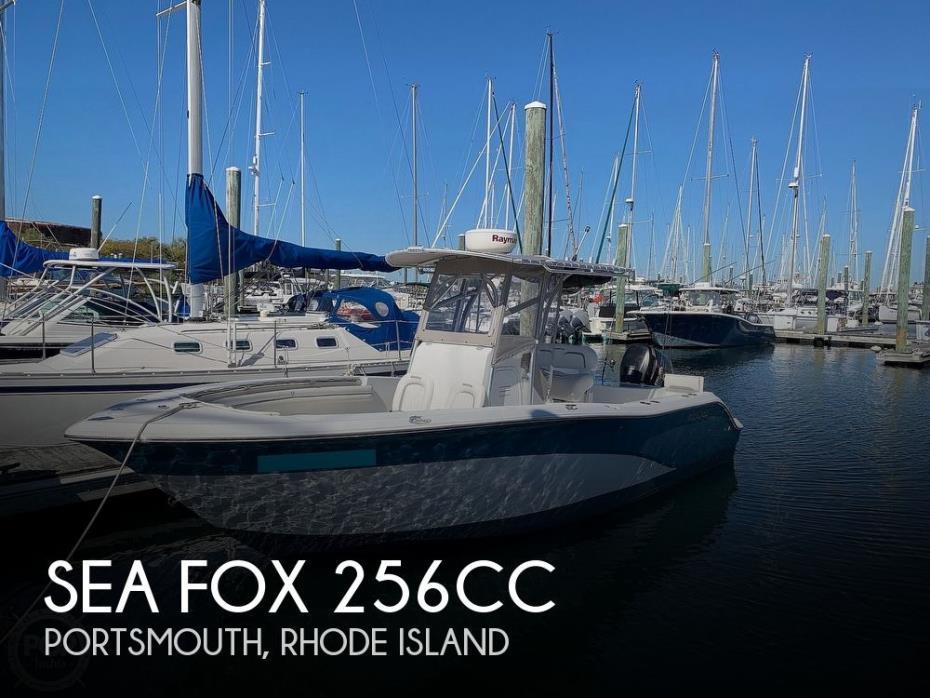 2008 Sea Fox 256CC