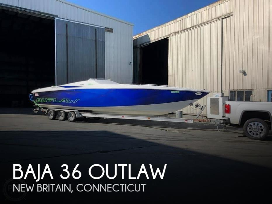 1999 Baja 36 Outlaw