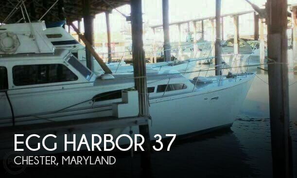 1966 Egg Harbor 37