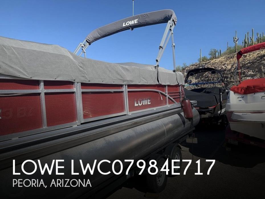 2017 Lowe SS230