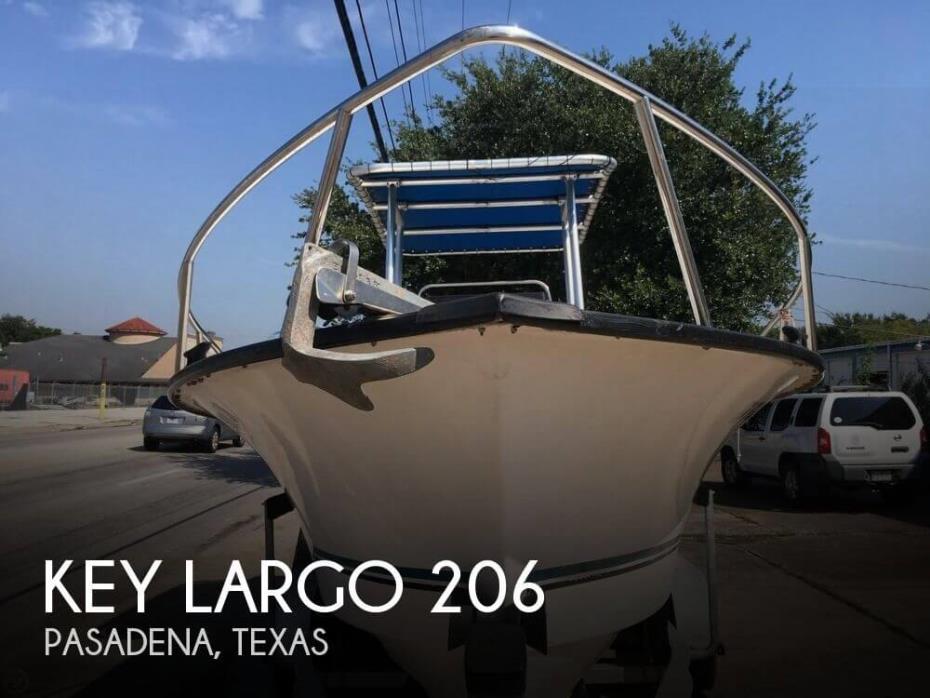 2002 Key Largo 206