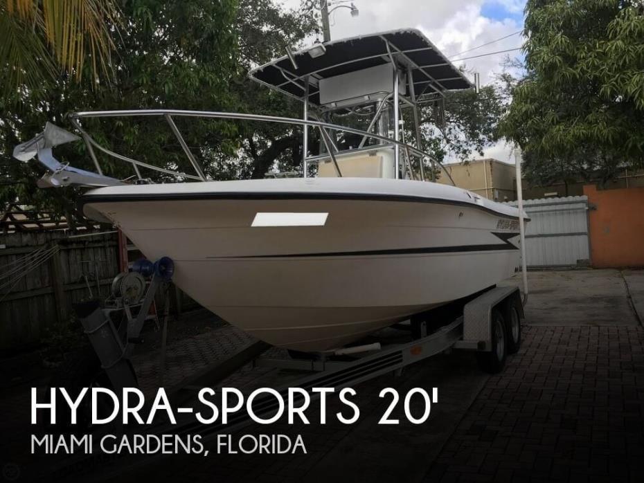 1993 Hydra-Sports 2000 CC