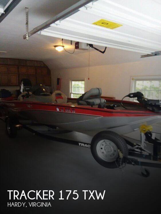 2011 Tracker 175 TXW