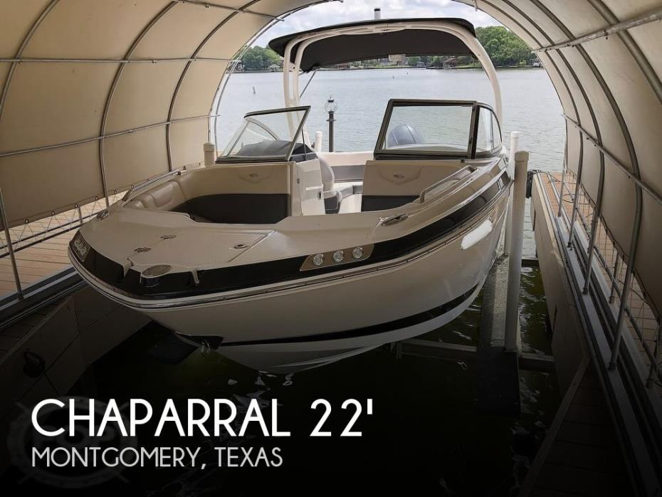 2016 Chaparral Suncoast 230