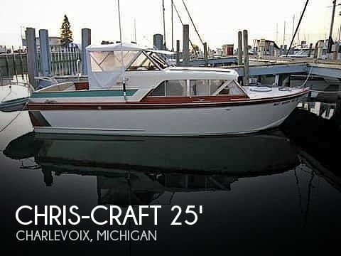 1961 Chris-Craft Cavalier