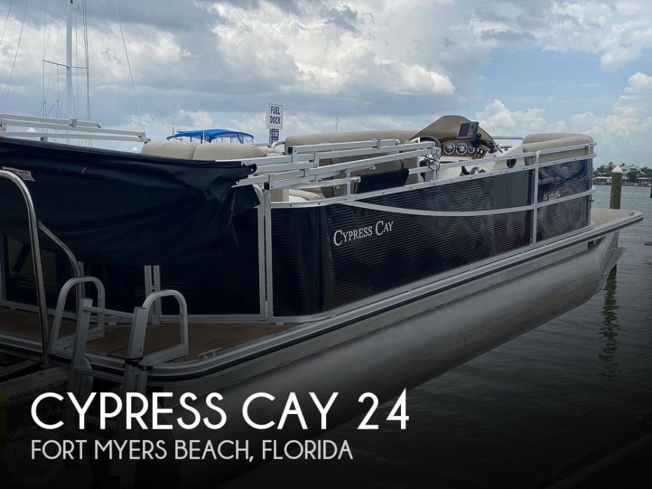 2013 Cypress Cay 230 Seabreeze