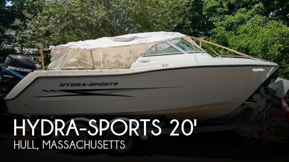 2004 Hydra-Sports 202 D.C. Lightning Series