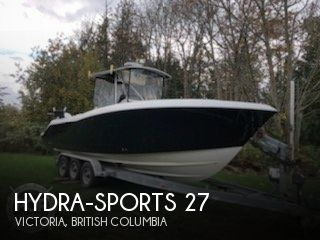 2001 Hydra-Sports 2796