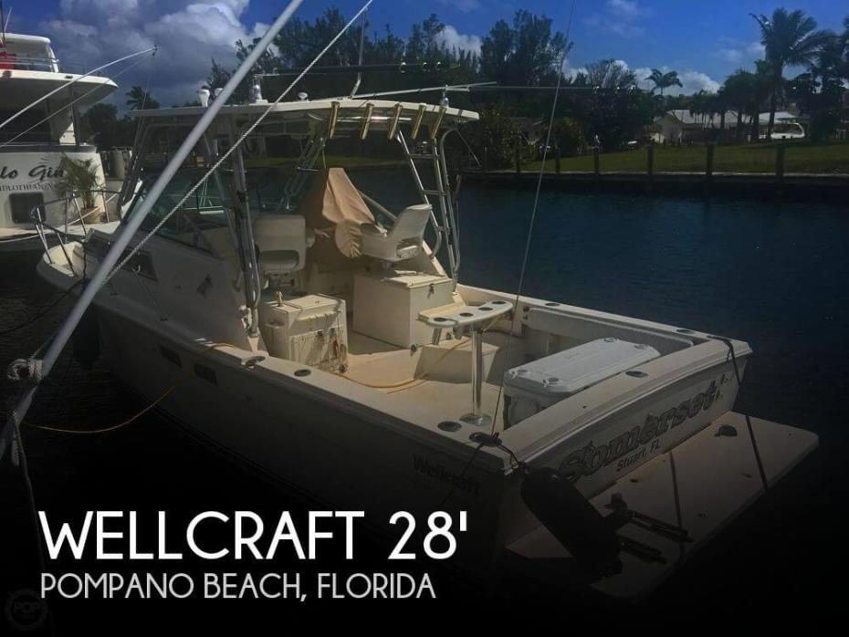 1987 Wellcraft Coastal 2800