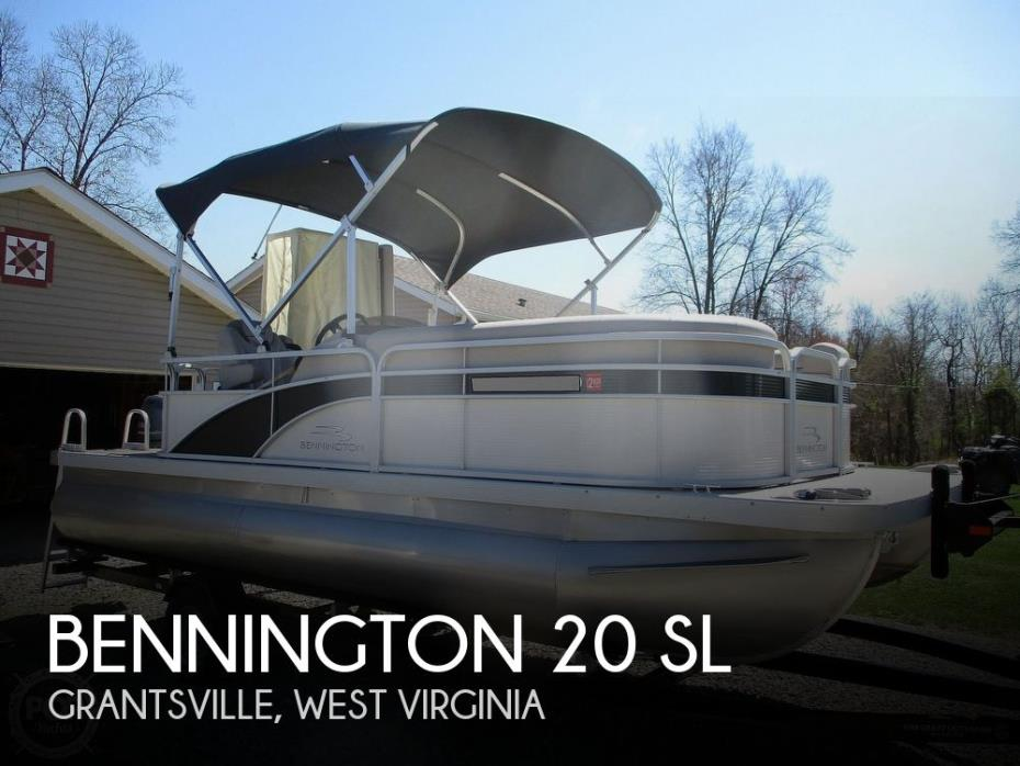 2017 Bennington 20 SL