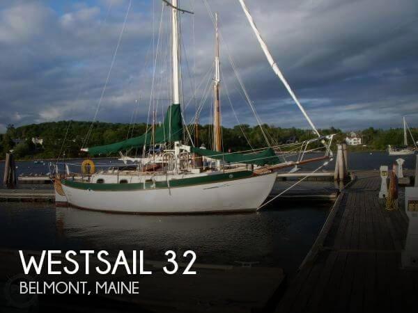1979 Westsail 32