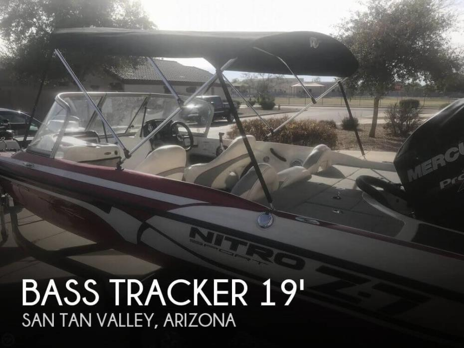 2016 Bass Tracker Pro Nitro Z7 Sport