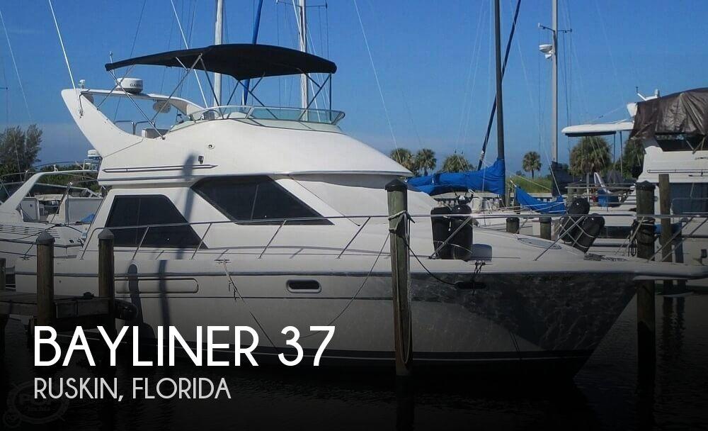 1996 Bayliner 37