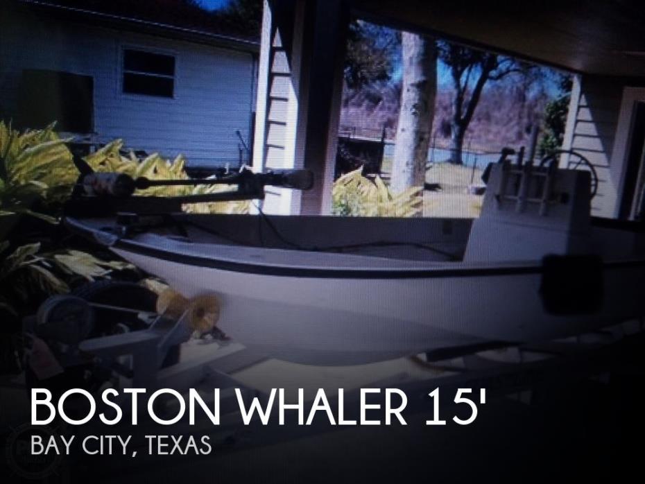 1983 Boston Whaler 15 Sport