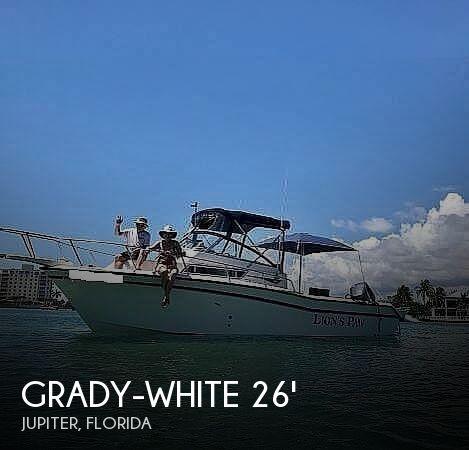 1999 Grady-White Islander 268