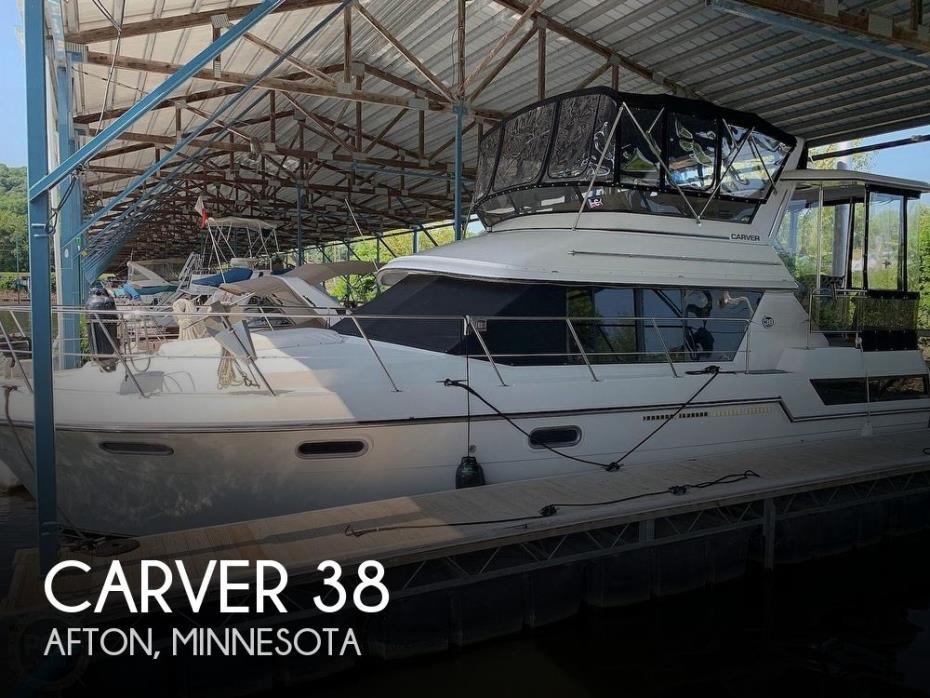 1988 Carver 38