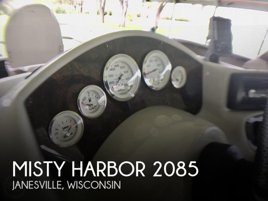 2012 Misty Harbor Biscayne Bay FS2085